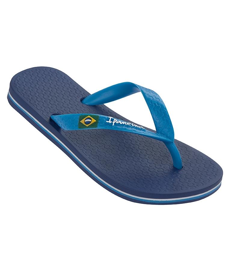 Ipanema - Pantoufles Jr Classique - Hommes - Chaussures - Bleu - 27-28 MSJJjMJYX5
